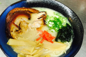 Midnight Ramen - Tonkotsu Ramen - delivery menu