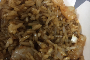 125. Shrimp Fried Rice - delivery menu