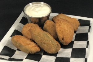 Jalapeño Poppers - delivery menu