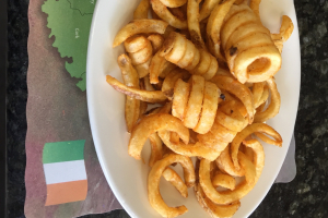 Curly Fries - delivery menu