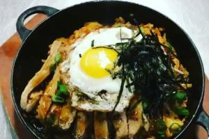 Kimchi Fried Rice (Kimchi Bokkeum Bap) - delivery menu