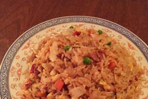 R4. Stir-Fried Rice Platter - delivery menu
