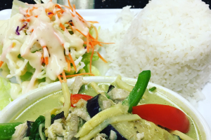 H13. Green Curry Chicken - delivery menu