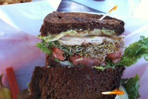 Jean Calude Killy Sandwich - delivery menu