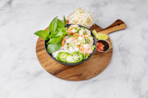5. Shrimp Pho - delivery menu