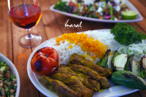 41. Lamb Kabob - delivery menu