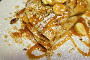 Caramel Crunch - delivery menu