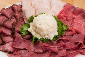 Assorted Cold Cuts a la Sarge Platter - delivery menu