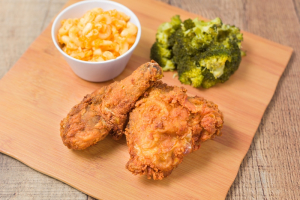 Southern Style Fried Chicken - delivery menu