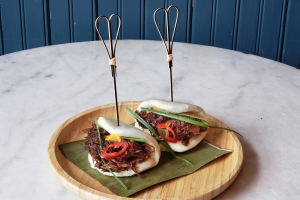 Spicy Short Rib Steamed Buns - delivery menu