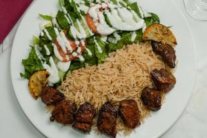 Tikka of Beef - delivery menu