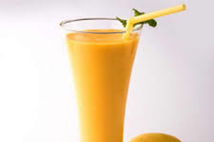 Mango Lassi - delivery menu