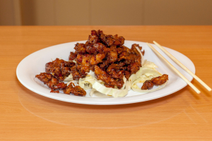 Teriyaki Chicken - delivery menu