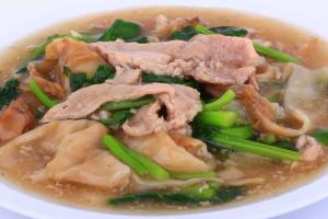 Lard Nah Noodle - delivery menu
