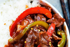 401. Mongolian Beef - delivery menu