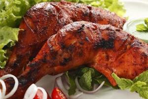 Tandoori Chicken - delivery menu