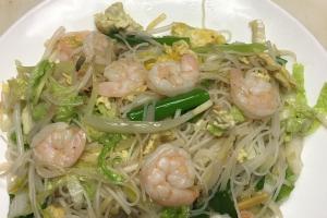 Shrimp Mei Fun - delivery menu