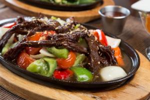 Beef Peppers Steak - delivery menu