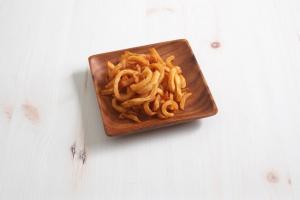 Seasoned Curly Fries - delivery menu