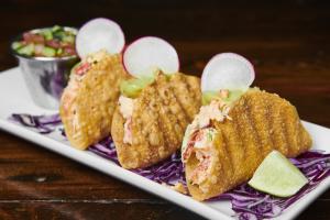 Lobster Tacos - delivery menu