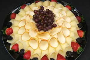 Assorted Cheese Platter - delivery menu