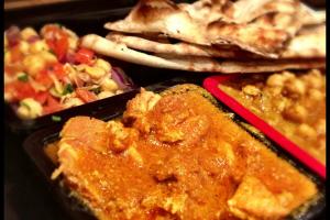 25. Chicken Curry - delivery menu