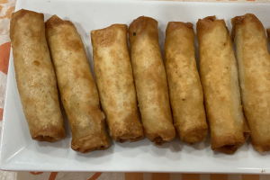Moroccan Potato Cigars - delivery menu