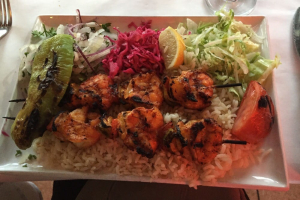 Shrimp Kebab - delivery menu