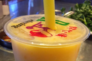 Mango Smoothie - delivery menu