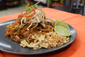 Shrimp Pad Thai - delivery menu