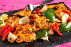 Lime Chicken Skewers - delivery menu