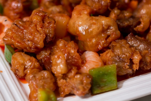 Sweet and Sour Pork - delivery menu