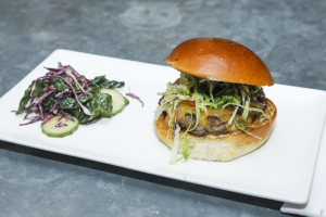 Jolie Burger Dinner - delivery menu