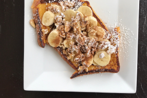 Banana Nut French Toast - delivery menu