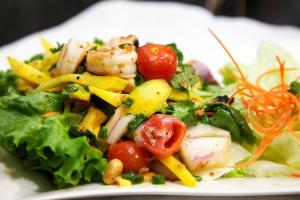 20. Mango Salad - delivery menu