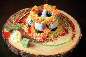 Volcano Maki - delivery menu
