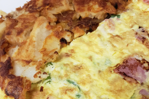 Create Your Own Omelet - delivery menu