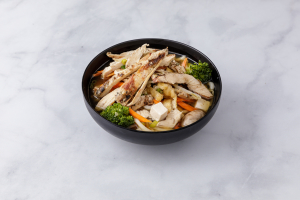 2. Chicken Udon - delivery menu
