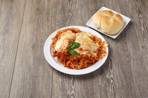 Chicken Parmigiana - delivery menu