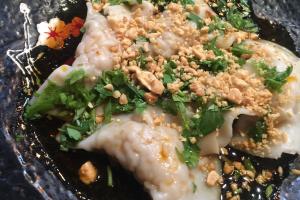 Szechuan Dumplings - delivery menu