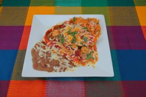 Enchilada del Mar Specialty - delivery menu