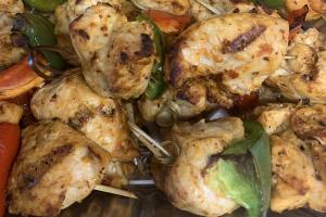 Chicken Shawarma Platter - delivery menu