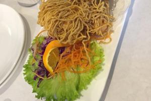 4 Golden Fried Shrimp - delivery menu