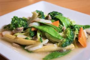 71. Mixed Vegetables - delivery menu