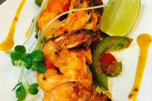 Tandoori Prawn - delivery menu