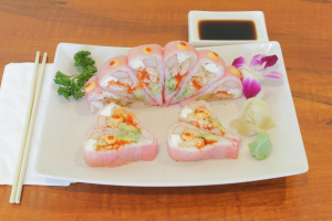 72. Pink Lady Maki - delivery menu