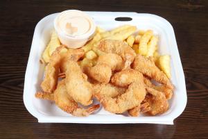 15 Piece Fried Shrimp - delivery menu