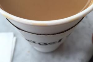 Coffee - delivery menu