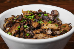 Sauteed Wild Mushrooms - delivery menu