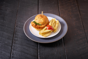 Buttermilk Fried Chicken Sandwich - delivery menu